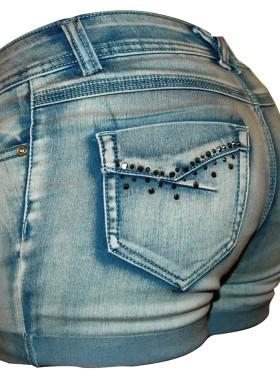 Faded_Arrow_2_Teens shorts jeans