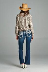 Savannah Bootcut Jeans1