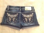 Angel Wing Shorts (2)