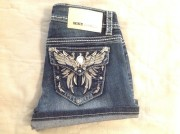 Angel Wing Shorts (3)