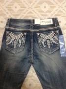 Grace LA Feather Capris(3)